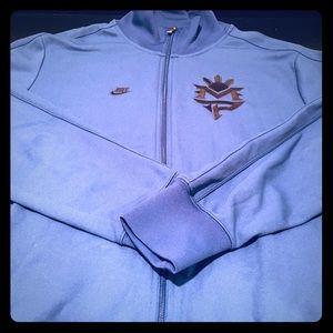 Rare men's Nike Manny Pacquiao Jacket XL Blue